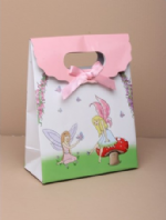 Fairy gift bag with velcro top, large (Code 2032)